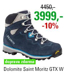 Dolomite Saint Moritz GTX Women Night Blue/Cinder