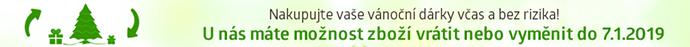 BabolatStore.cz - výměna zboží