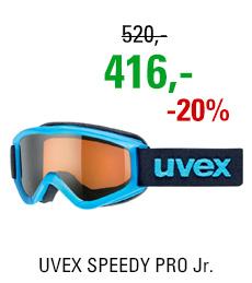 UVEX SPEEDY PRO blue/lasergold S5538194012