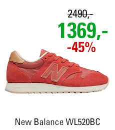 New Balance WL520BC