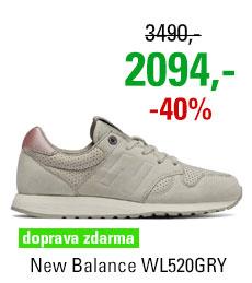 New Balance WL520GRY