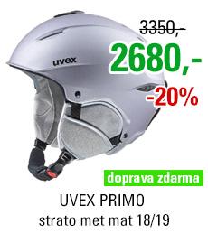UVEX PRIMO strato met mat S566227500 18/19
