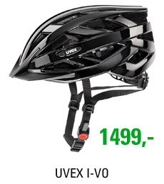 UVEX I-VO, BLACK
