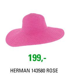 Klobouk HERMAN 143580 ROSE