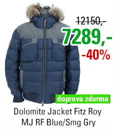 Dolomite Jacket Fitz Roy MJ RF Blue/Smg Gry