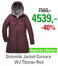 Dolomite Jacket Corvara WJ Tibetan Red