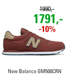 New Balance GM500CRN