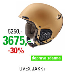UVEX JAKK+ copper-black mat S566182800 16/17