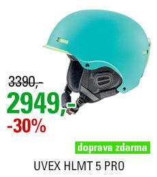 UVEX HLMT 5 PRO aqua mat S566146400 16/17