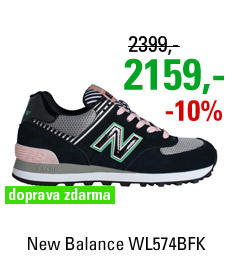 New Balance WL574BFK