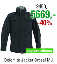Dolomite Jacket Ortisei MJ Black