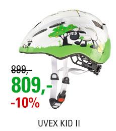 UVEX KID II, DOLLY 2019