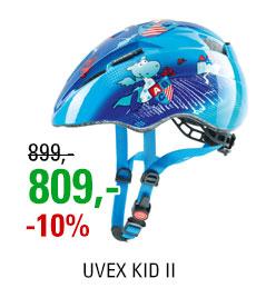 UVEX HELMA KID II, CASTLE 2019
