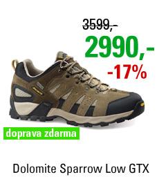 Dolomite Sparrow Low GTX® Mud/Yellow