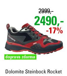 Dolomite Steinbock Rocket Red/Black