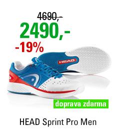 HEAD Sprint Pro Men Blue/White