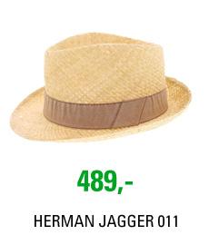 Klobouk HERMAN JAGGER 011 NATUREL