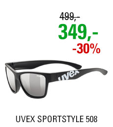 UVEX SPORTSTYLE 508 BLACK MAT