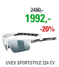 UVEX BRÝLE SPORTSTYLE 224 CV (ColorVision), WHITE