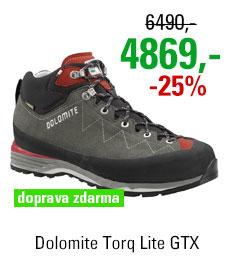 Dolomite Torq Lite GTX Anthracite/Scarlet Red
