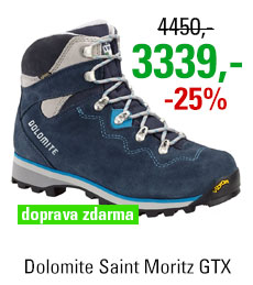 Dolomite Saint Moritz GTX Women Night Blue/Cinder