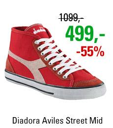 Diadora Aviles Street Mid 158235-45046