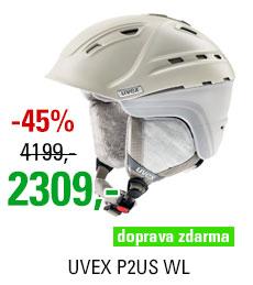 UVEX P2US WL creme-grey mat S566178150 16/17