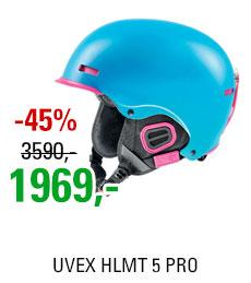 UVEX HLMT 5 PRO pink-cobalt mat S566146940 16/17