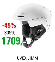 UVEX JIMM white mat S566206100 17/18
