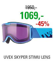 UVEX SKYPER STIMU LENS cyan/psycho S5504294022 16/17