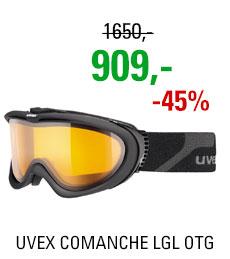 UVEX COMANCHE LGL OTG black mat/lgl clear S5510924229 16/17