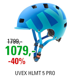 UVEX HLMT 5 PRO, BLUE MAT
