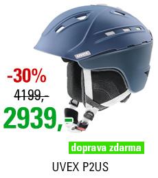 UVEX P2US navyblue mat S566178410 19/20