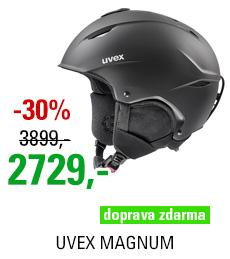UVEX MAGNUM black mat S5662322108 19/20