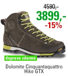 Dolomite Cinquantaquattro Hike GTX Mud/Green