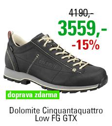 Dolomite Cinquantaquattro Low FG GTX® Black