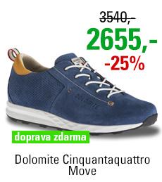 Dolomite Cinquantaquattro Move Blue