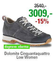 Dolomite Cinquantaquattro Low Gunmetal Grey