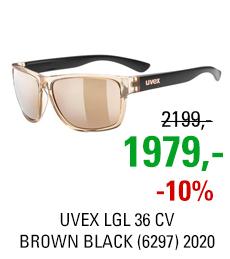 UVEX LGL 36 CV, BROWN BLACK (6297) 2020