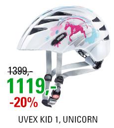 UVEX KID 1, UNICORN 2020