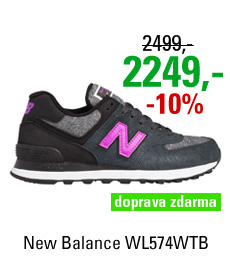 New Balance WL574WTB