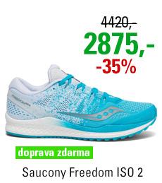 Saucony Freedom ISO 2 Blue/White