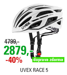 UVEX RACE 5, WHITE