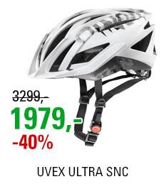 UVEX ULTRA SNC, WHITE-BLACK MAT SHINY