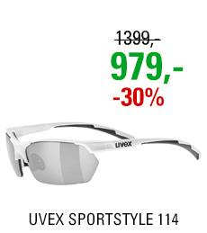 UVEX SPORTSTYLE 114, WHITE