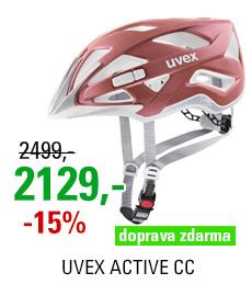 UVEX ACTIVE CC, GOJI MAT 2020