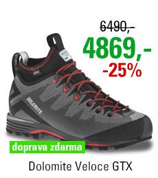 Dolomite Veloce GTX Grey/Red