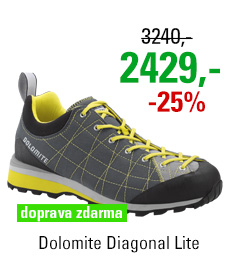 Dolomite Diagonal Lite Grey/Green