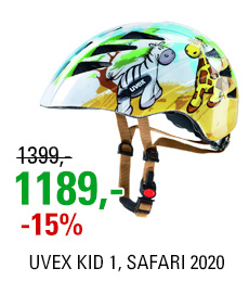 UVEX KID 1, SAFARI 2020