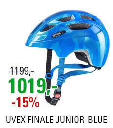 UVEX FINALE JUNIOR, BLUE 2020